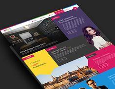 "Check out new work on my @Behance portfolio: ""BEANS - Website Design"" http://on.be.net/1LVORJg"