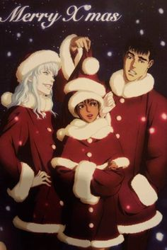 Berserk christmas by LalyKiasca on DeviantArt