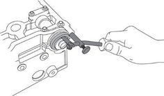 Seal Puller Remover Shaft Type By Lisle, Without Damage To The Shaft Guaranteed