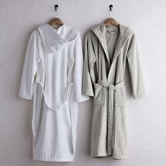 Luxurious spa-style robes from Charisma.