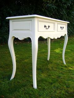 White French hall table from Out There Interiors