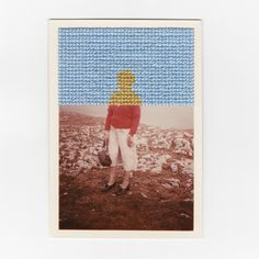 Francesca Colussi Cramer is a textile artist and designer. She tells stories and draws with thread on vintage photos and postcards. Paper Embroidery, Cross Stitch Embroidery, Embroidery Patterns, Stitching On Paper, Collage Art, Collages, Ap Art, Textile Artists, Art Journal Pages