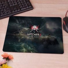 The Witcher 3 Wild Hunt Game Gaming Mouse Pad Mat Mousepad as Gifts Wholesale