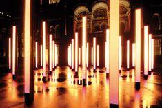 Volume, una instalación de United Visual Artists.