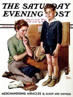 Sat Eve Post Cover  -  Sep 16 1939
