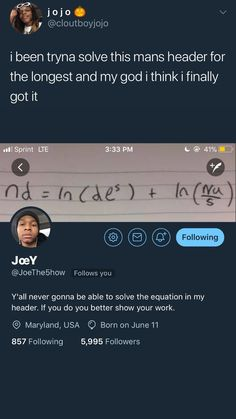 Post with 4544 votes and 179716 views. Tagged with mildlyinteresting, algebra, maths is fun said no one ever; Shared by Rverence. A function for Maths ? Funny Science, Science Humor, Interactive Stories, Never Gonna, This Man, Maths, Viral Videos, Puns, Trending Memes