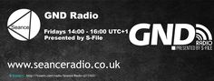 Cath the GND Radio show with S-File on Seance Radio Fridays 14:00 UTC+1 #Techno