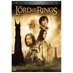 Lord of the Rings DVD Two Towers 2 Disk Set Tolkien DVDs & Movies:DVDs & Blu-ray Discs www.internetauctionservicesllc.com $9.99