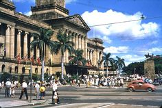 What a wonderful look back to City Hall, Brisbane 1955