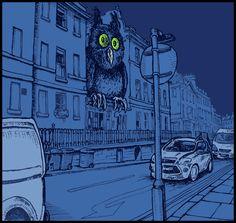 OWL GAP Bath BA1 2EH, UK 51.384773, -2.362925