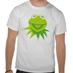 Kermit the Frog Smiling T-shirt