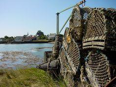 Oyster Culture - Locmariaquer, Bretagne
