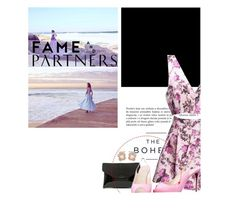"""""""Hello Homecoming with Fame & Partners: Contest Entry"""" by alwaysroyal on Polyvore featuring Fame & Partners, American Eagle Outfitters, Givenchy, Christian Louboutin, Anabela Chan and famebabe"""