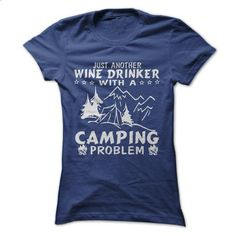 Wine & Camping - #tshirts #tshirt outfit. GET YOURS => https://www.sunfrog.com/Geek-Tech/Wine-amp-Camping-69700234-Ladies.html?68278
