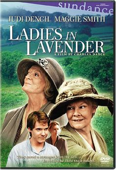 The story of two sisters who befriend a mysterious foreigner who washes up on the beach of their 1930's Cornish seaside village. ~ Ladies in Lavender ~ 2004