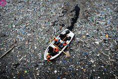 Krichim, Boat in plastic