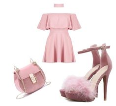 """Ladies love pink"" by cuntore on Polyvore featuring Boohoo"