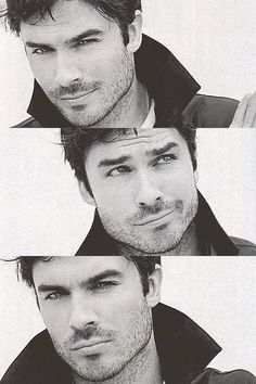 Ian Somerhalder... again... and again... <3
