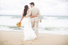 Bright and Cheery Virginia Beach Wyndham Wedding by Jen + Ashley and Jeremy Mitchell Cinema
