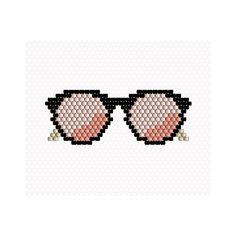 Grille lunettes de soleil - Charlotte Souchet ©