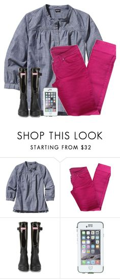 """""""Shoutout {RTD}"""" by kaitlynbug1226 ❤ liked on Polyvore featuring Patagonia, Bel Air, Hunter, LifeProof, women's clothing, women's fashion, women, female, woman and misses"""