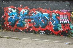 https://flic.kr/p/oSNJmy | Newcastle Graffiti 2014