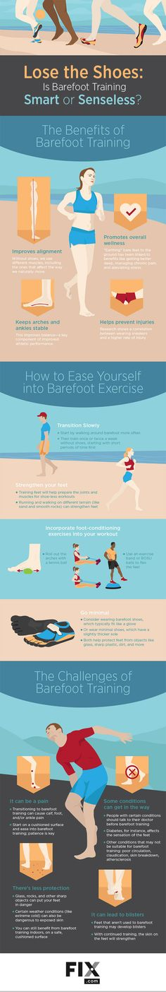 Natural running, also known as barefoot running is a fast-growing fitness movement. But is this type of training smart or senseless? Learn everything you need to know about barefoot running!