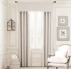 Trendy vs. Classic: Window Treatments