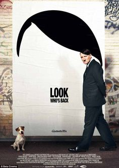 NOW ON NETFLIX - Adolf Hitler returns! Satirical film Look Who's Back to make Netflix debut following German box office success  Read more: http://www.dailymail.co.uk/tvshowbiz/article-3437959/Adolf-Hitler-satirical-film-Look-s-make-Netflix-debut-