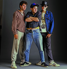 Style Legacy Of The Beastie Boys The Style Legacy Of The Beastie BoysEsquire Uk Hip Hop Fashion, 90s Fashion, Urban Fashion, Beastie Boys, Hip Hop Bands, Estilo Hip Hop, Youth Subcultures, Hipster Outfits, Dance Costumes