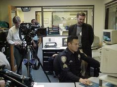 """In 2002, the documentary show """"Frontline"""" produced an episode called """"Cyberwar"""".  A portion of that show featured Sgt. Chris Hsiung and his post 9/11 cyber-terrorism investigation that started in Mountain View and spanned throughout the globe."""