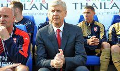 Arsene Wenger refuses to bite after Jose Mourinho's latest jibe #DailyMail