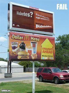 bad ad placment billboards - Google Search