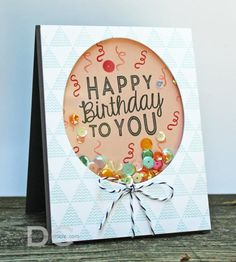 DTGD14mom2n2- Happy Birthday Balloon by mom2n2 - Cards and Paper Crafts at Splitcoaststampers