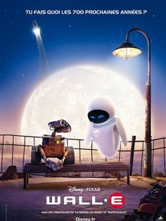Wall-E an Andrew Stanton film with Ben Burtt and Elissa Knight #movies #bestmovies #films