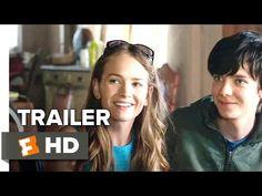 The Space Between Us Official Trailer #1 (2016) - Asa Butterfield, Britt Robertson Movie HD - YouTube