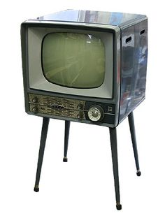 what a beautiful feeling: Old Television Sets