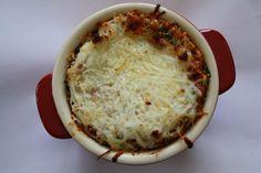 cheesy quinoa bake w/ spinach