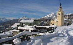 Chamois-La Magdeleine (Valle d'Aosta)