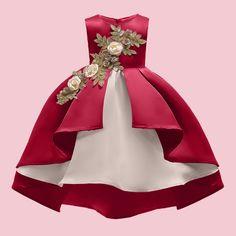 New Kids Elegant Toddler Girls Party Dress For Girls Princess Dress Girls Costume Christmas Dress Children Clothing 8 9 10 Year