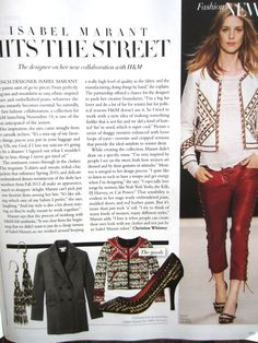 #IsabelMarant for #H&M