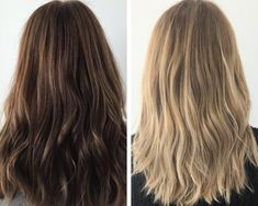 I went from Brunette to Blonde without Bleach - here's how – My Hairdresser Online