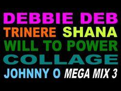 Freestyle Mega Mix3 - Debbie Deb - Trinere - Shana - Collage - (DJ Paul S) - YouTube