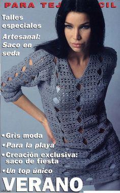 Crochetemoda: Outubro 2012