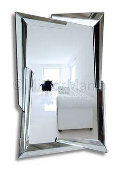 Holly Modern 3D Wall Mirror - All Mirrors - Mirrors