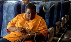 Keenan Thompson in Snakes on a Plane