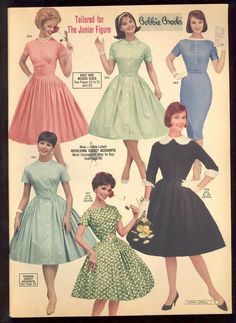 bobbie brooks fashion 1960 - Google Search