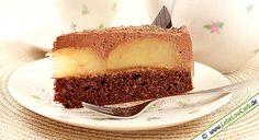 Super leckeres Low Carb Rezept für eine kohlenhydratarme und glutenfreie Schoko-Birnen-Torte. Perfekt für alle Naschkatzen und Kakaoliebhaber ... #lowcarb Mehr Low Carb Rezepte zum Backen findet Ihr auf http://www.lebelowcarb.de/low-carb-rezepte-fuer-backwaren.html