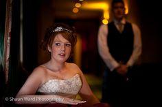 Bridal portrait.  www.shaunward.com Bridal Portraits, One Shoulder Wedding Dress, Wedding Dresses, Photography, Fashion, Bride Dresses, Moda, Bridal Gowns, Photograph