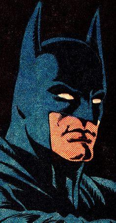 "In my Joker voice, ""HAPPY 75TH ANNIVERSARY, BATS!!"" (Detective Comics #527, June 1983) #Batman #BruceWayne"